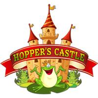 Hopper Castle - Zorb Ball Criss Cross