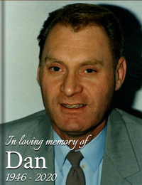 Obituary of Dan Wagstaffe