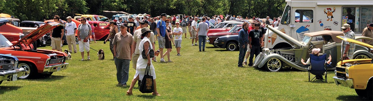 Classics Against Cancer Car Show hero